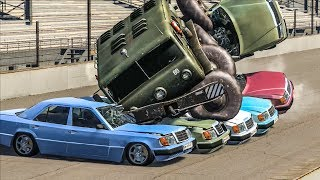 ULTIMATE DESTRUCTION #6 - BeamNG Drive Crashes