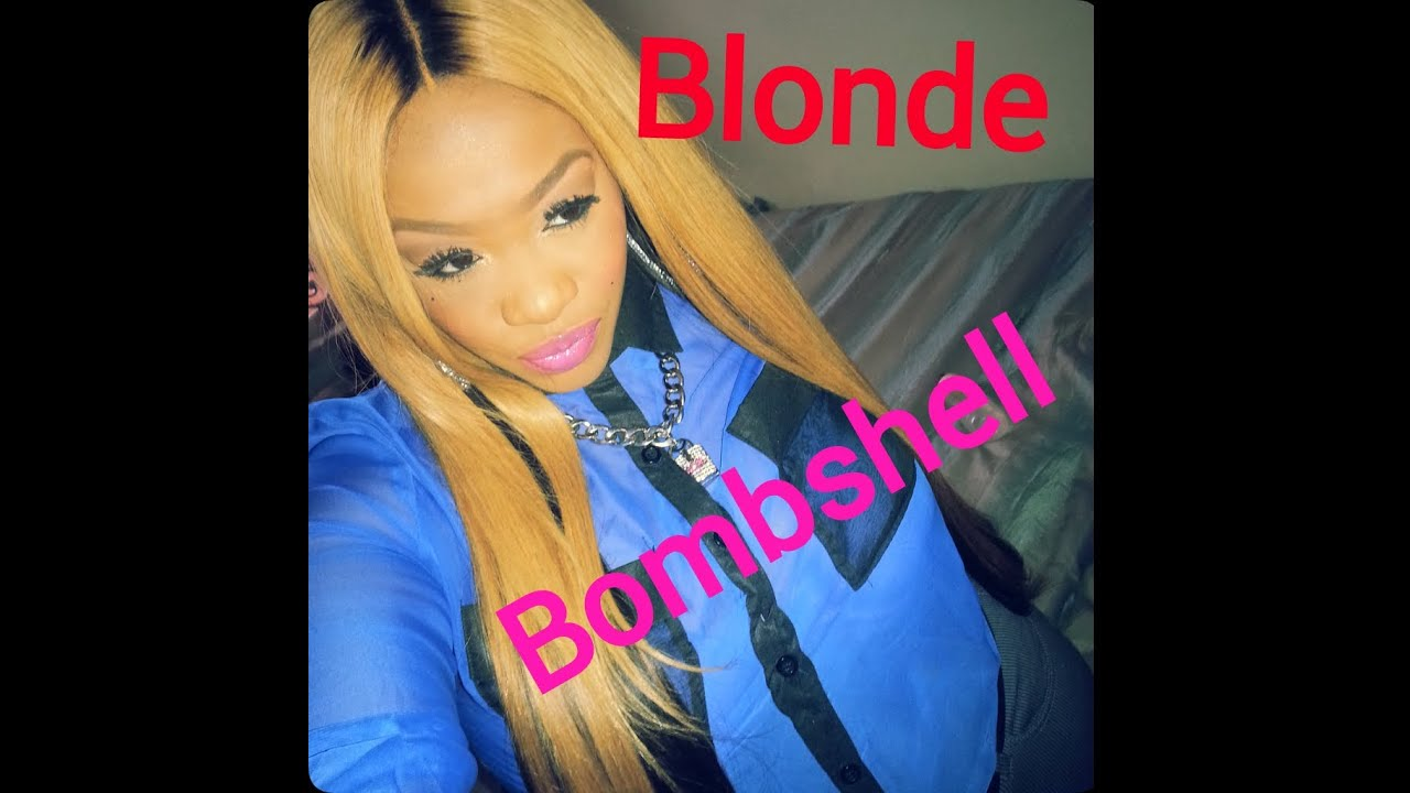 blonde hair final review tressence boutique new curling