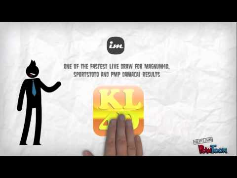 KL 4D Live - Free Live Draw for Magnum, SportsToto and PMP Damacai