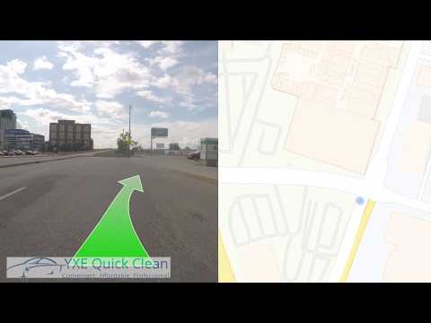 YXE Quick Clean Midtown Driving Directions