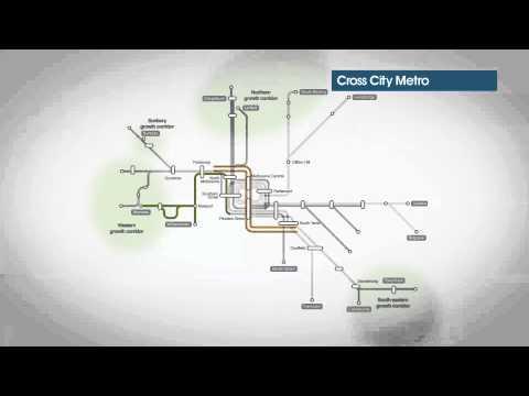 Melbourne Metro - Transforming Melbourne's Rail Network