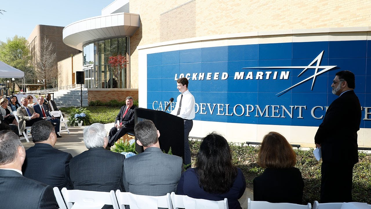 Lockheed Martin Career Development Center Youtube