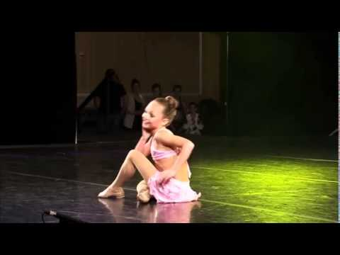 Dance Moms - Maddie Ziegler - The Girl I Wanna Be (S2, E4)