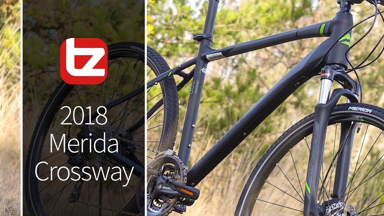 merida crossway xt edition 2018 review