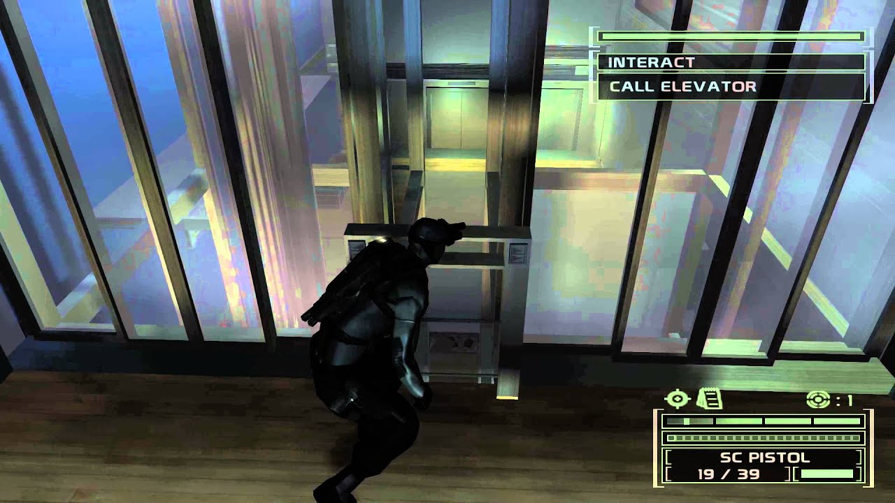 Splinter cell chaos theory wiki guide ign.