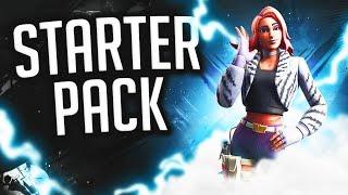 Starter Pack *NOU* cod shop *CD-ZUARIM* - Fortnite Romania