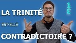 La trinité est-elle contradictoire ?