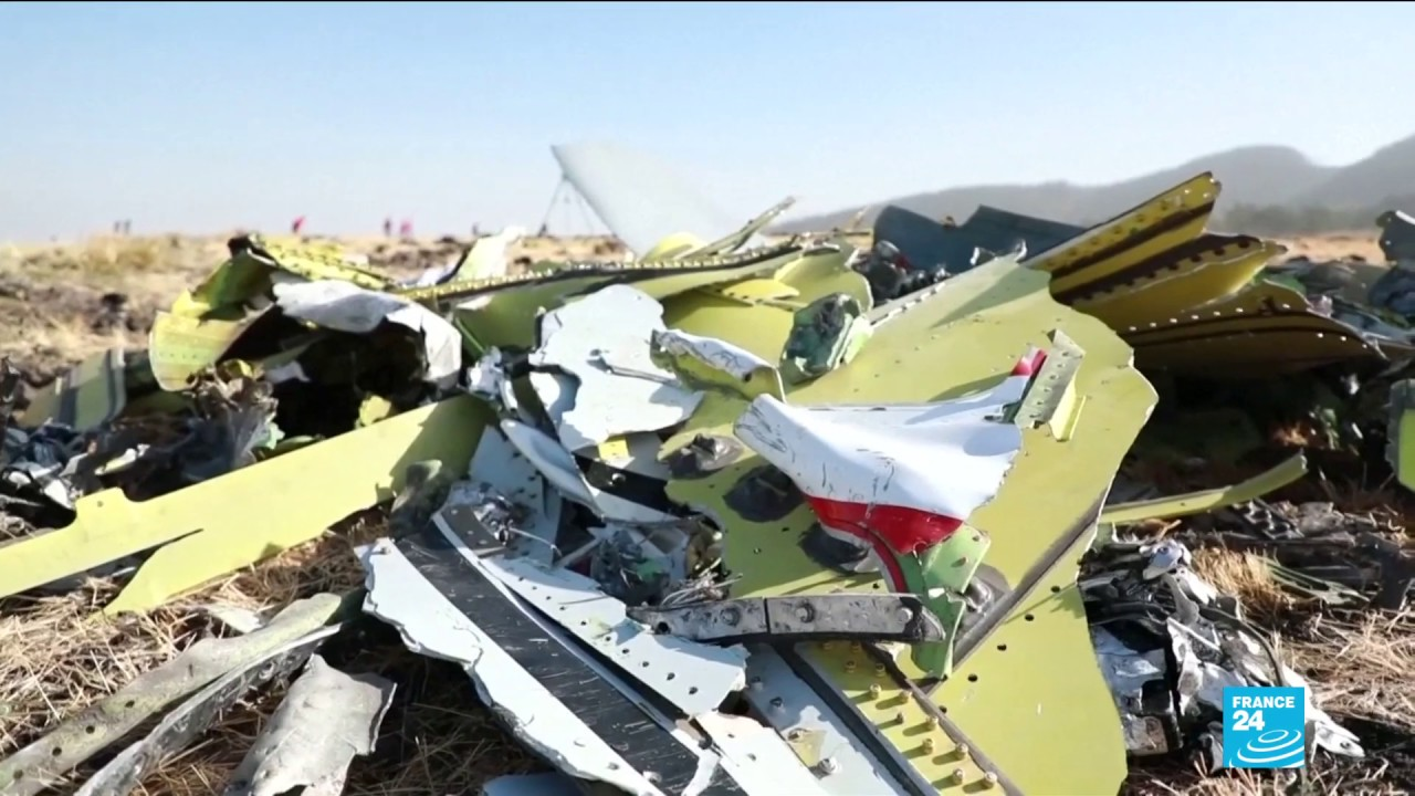 First report says crew of crashed Ethiopian plane followed Boeing procedures