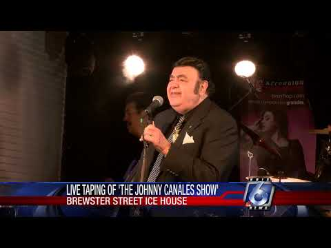 Johnny and Nora Canales show honors veterans at free taping