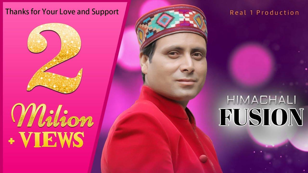 Download Latest Himachali Fusion (nonstop) (Full HD Video) Thakur Premi || Real 1 Production