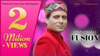 Latest Himachali Fusion (nonstop) (Full HD Video) Thakur Premi    Real 1 Production