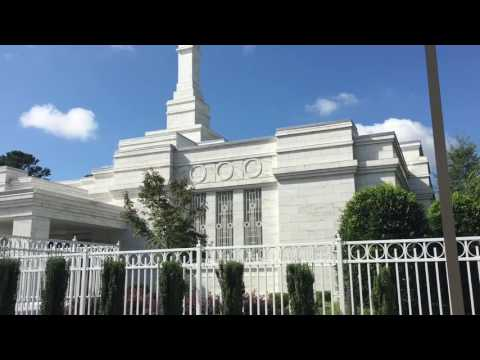 TRAVEL DIARY- Columbia, SC LDS Temple