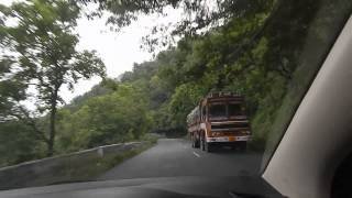 Drive and Shoot: SathyaMangalam Ghat Road
