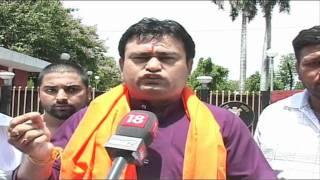 raw video: make me bhullar's hangman: rajeev tandon, shiv sena , punjab