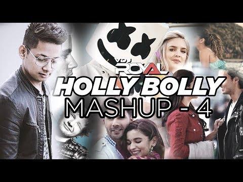 The Bollywood And Hollywood Romantic Mashup 4- 2019   VDJ ROYAL  