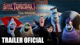 Hotel Transilvânia 3: Férias Monstruosas | Trailer Oficial (Dublado)