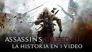Assassin's Creed 3: La Historia en 1 Video