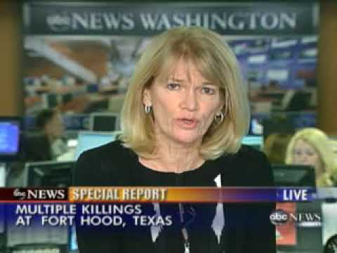 Breaking News  12 Soldiers Killed and 31 Wounded in Fort Hood Shooting