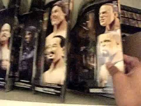 Collection Of Figures - WWE (NOT FOR SALE)