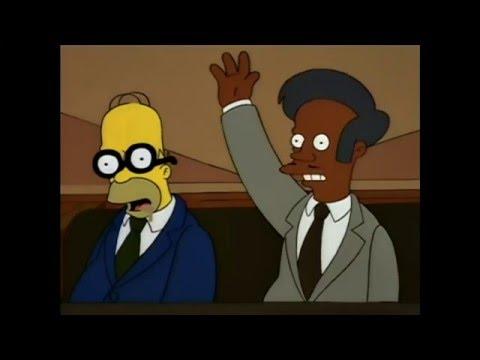 Homers Jury Duty Glasses