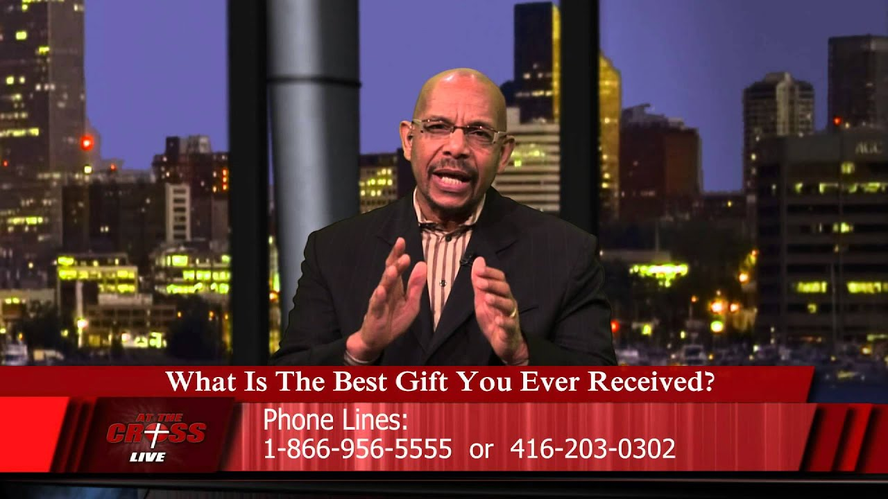 What was the best gift you ever received?