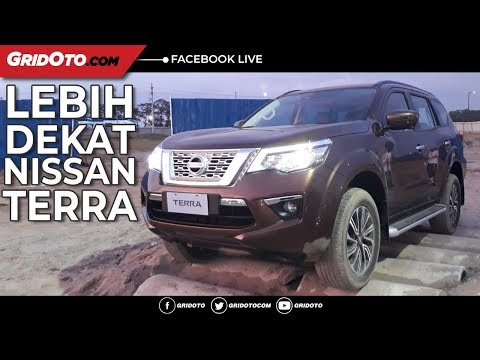Lebih Dekat dengan Nissan Terra