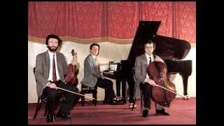 I. Brüll, Trio in Mi bemolle maggiore Op. 14, IV Allegro