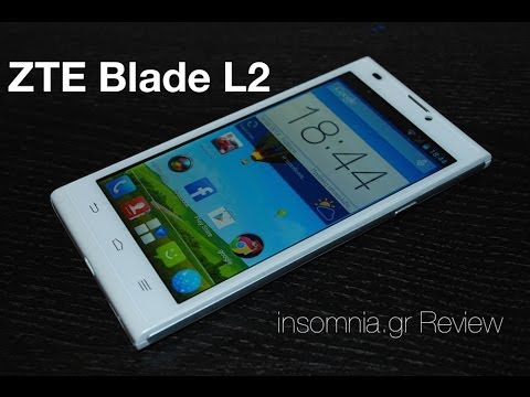 ZTE Blade L2 Review