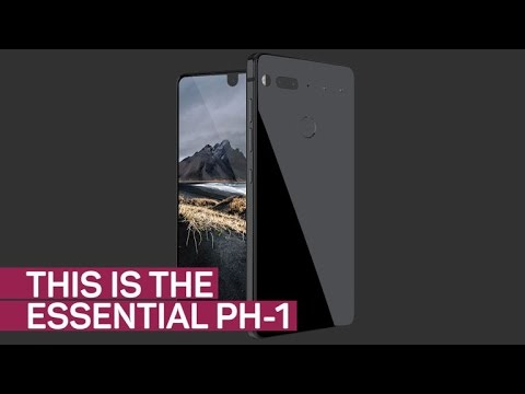 The Essential Phone: Everything we know so far