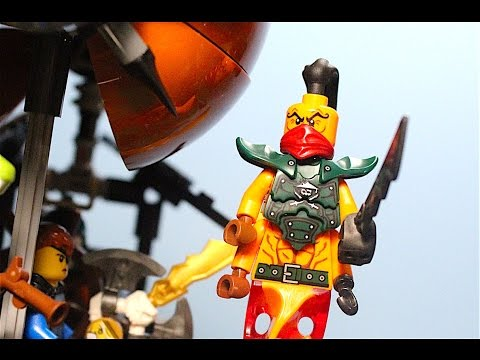 LEGO NINJAGO Piracy! Episode 6 - Sky Battle