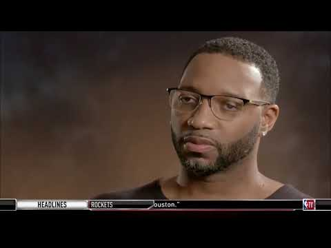 Tracy McGrady Hall of Fame Week: Hall of Fame Interview (2017)