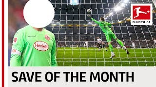 Save Of The Month October: The Winner is...