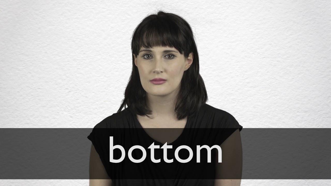 "Hindi Translation of ""bottom"" | Collins English-Hindi Dictionary"
