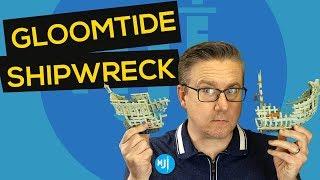 How to Paint Gloomtide Shipwreck (Age of Sigmar, Idoneth Deepkin)
