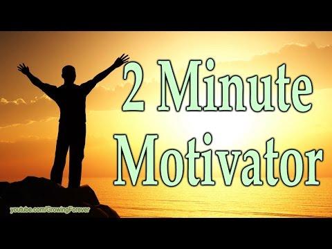 2 Minute Motivator, Manifest Wealth Success Abundance Prosperity Money Motivational Video #10