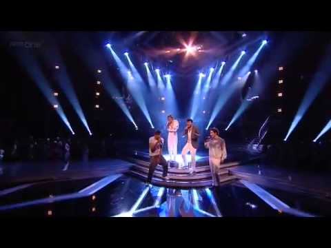 THE VOICE-TEAM DANNY LIVE GROUP PERFORMANCE