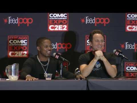Go Go Power Rangers with David Yost and Walter Jones   C2E2 2017