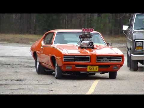 PRO MONSTER GTO PRO STREET JUDGE * BAD ASS BLOWER * INSANE ENGINE * DRY HOPS