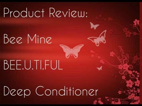 Bee Mine Deep Conditioner Review