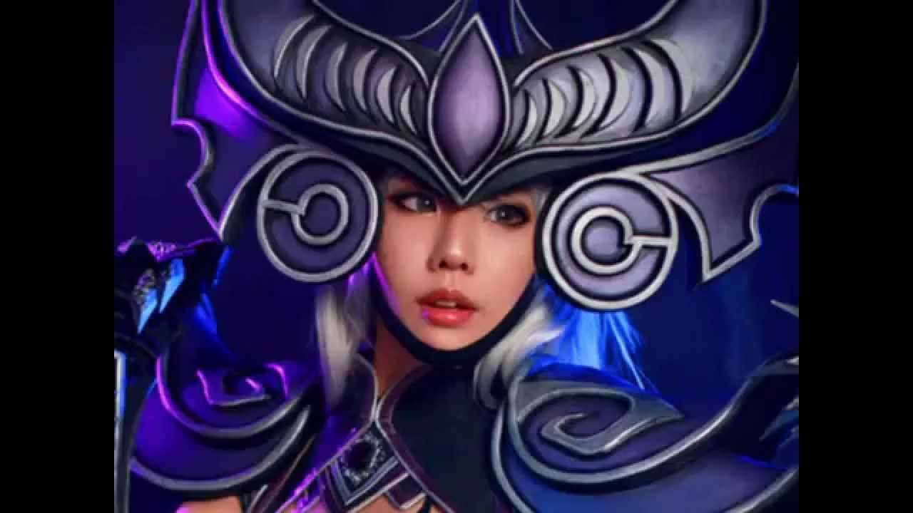 Syndra clássica cosplay tutorial youtube.