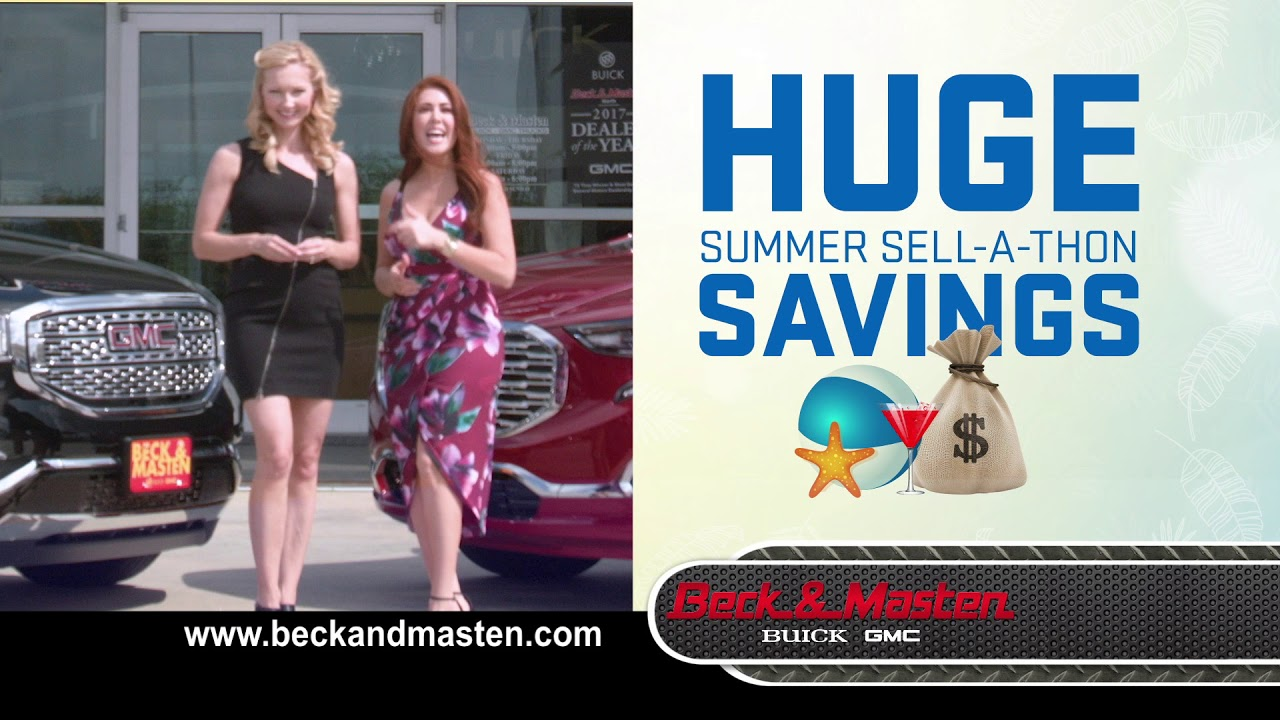 Beck   Masten South Summer SELL A THON   Spot 4   YouTube Beck   Masten South Summer SELL A THON   Spot 4