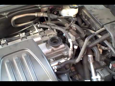 Changing oil in 07 cobalt part 1  YouTube