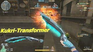 Kukri-Transformer Nhặt Hòm Tiếp Tế Map Hoàng Lăng Nâng Cấp - Tiền Zombie v4