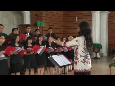 Doa Bapa Kami - Koor NHKBP Pasar Minggu - Pagelaran Koor HKBP Ressort Pasar Minggu 2012