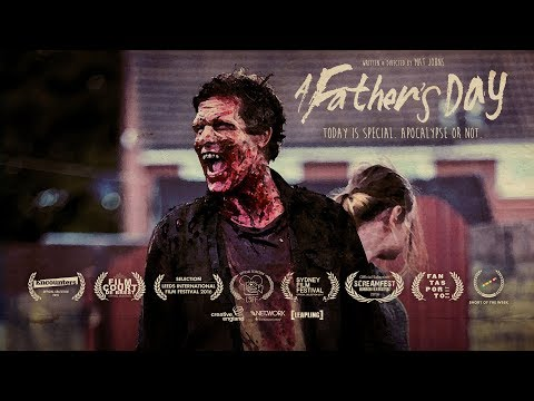 A Father's Day | Award Winning Short Zombie Film