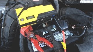 How to Jump Start Your Car with a Portable Jump Starter