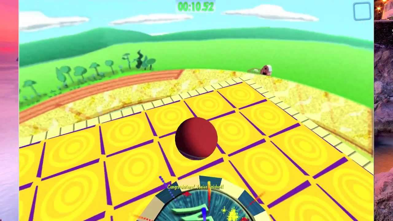Marble Blast Gold Free Download: Marble Blast Gold Beginner Levels (GG All Gold Times And