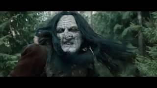 «Охотники на ведьм» Погоня в лесу за мелкой ведьмой