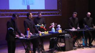 TEDxAldeburgh - Modified Toy Orchestra - Surplus Value. What Makes an Audience Tick?