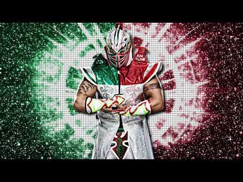 "WWE: ""Lucha Lucha"" ► The Lucha Dragons 3rd Theme Song"